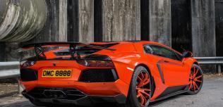 Lamborghini Aventador LP-900 2012 od DMC