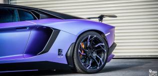 Lamborghini Aventador DMC