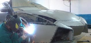 Mitsubishi Eclipse Lamborghini Reventon