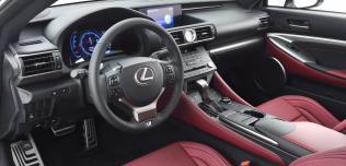 Lexus RC 350F