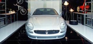 Garaż Maserati Brunete Fraccaroli
