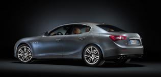 Maserati Ghibili Ermenegildo Zegna