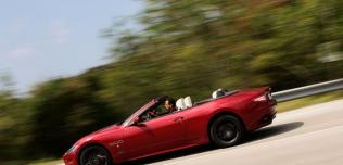 Maserati GranCabrio Sport 2012