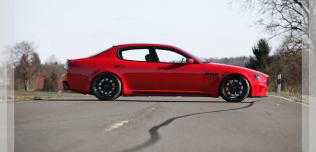 Maserati Quattroporte CDC Performance