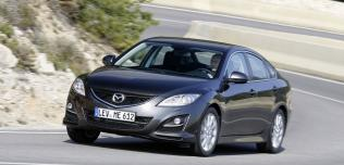 Nowa Mazda6 2010