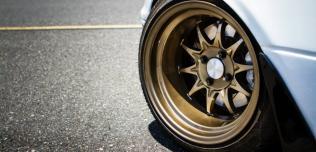 Mazda Miata Verde Custom Wheels