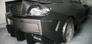 Mazda RX-8 Coupe Blacknight