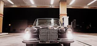 Mercedes 250SE