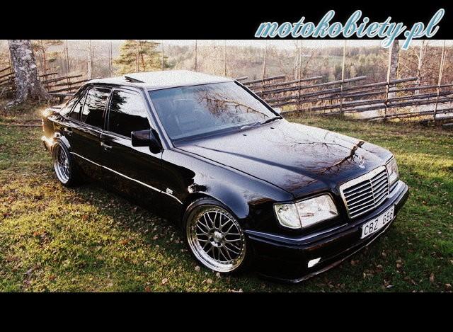Mercedes 500E niech zyje klasyczne piekno 2 893 17