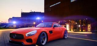 Mercedes AMG GT S GWA