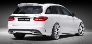 Mercedes AMG C 63 Piecha Design
