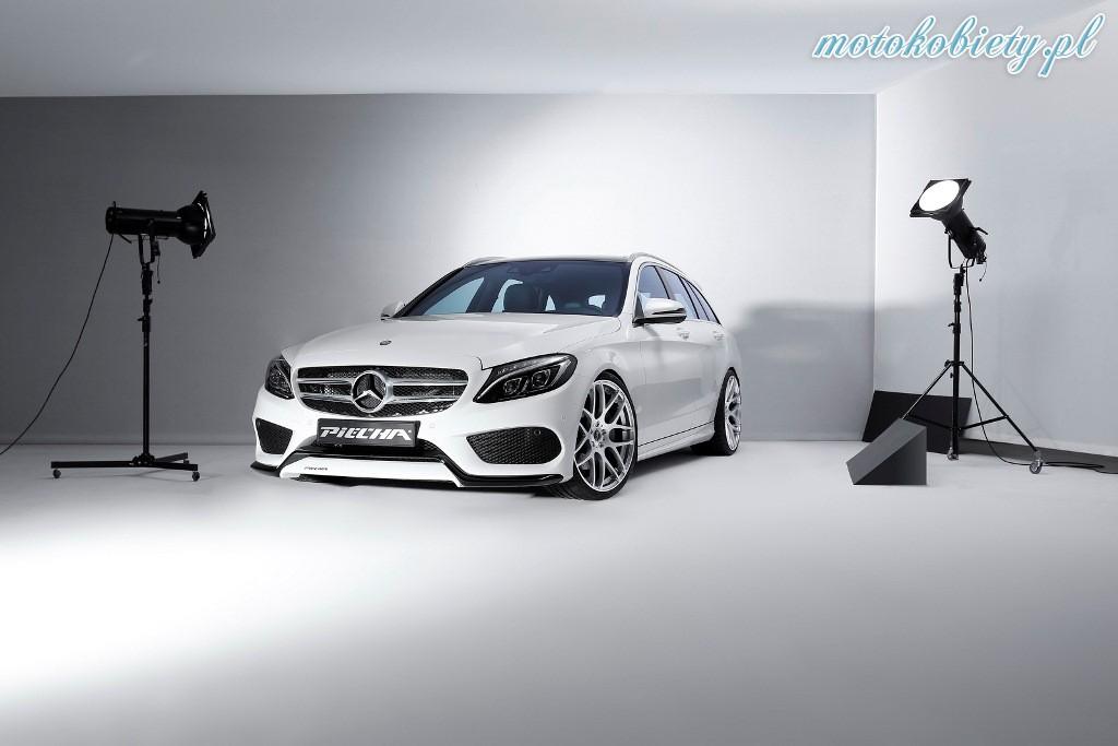 Mercedes AMG C 63 Piecha Design
