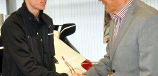 Kamil Stoch ambasadorem AMG