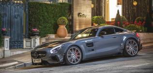 Mercedes AMG GT Prior-Design