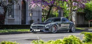 Mercedes AMG GT Prior-Design