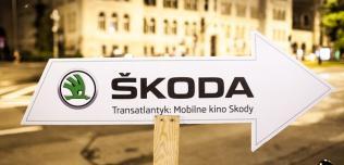 Mobilne Kino Skody