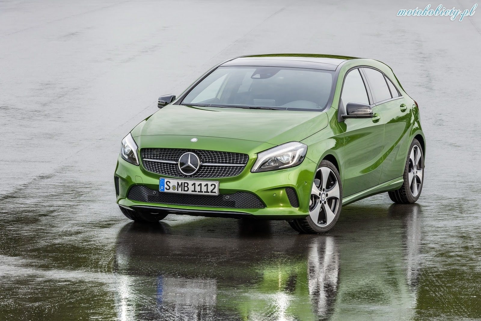 Mercedes-Benz Klasy A