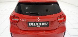 Mercedes A Klasa Brabus