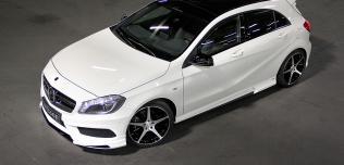 Mercedes klasy A Carlsson