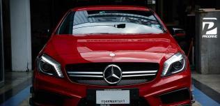 Mercedes A45 ADV.1