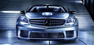 Mercedes-Benz CL63 AMG Famous Parts