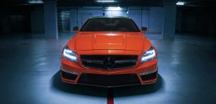 Mercedesa CLS63 AMG German Special Customs