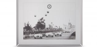 Świąteczna kolekcja Mercedesa