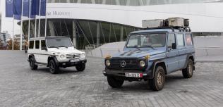 Mercedes G35