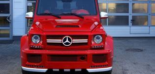 Mercedes G63 AMG TopCar