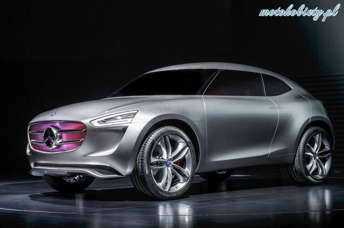 Mercedes G-Code