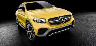 Mercedes GLC Coupe Concept