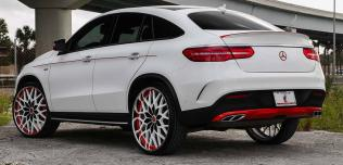 Mercedes-Benz GLE450