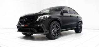 Mercedes GLE 63 S AMG Coupe