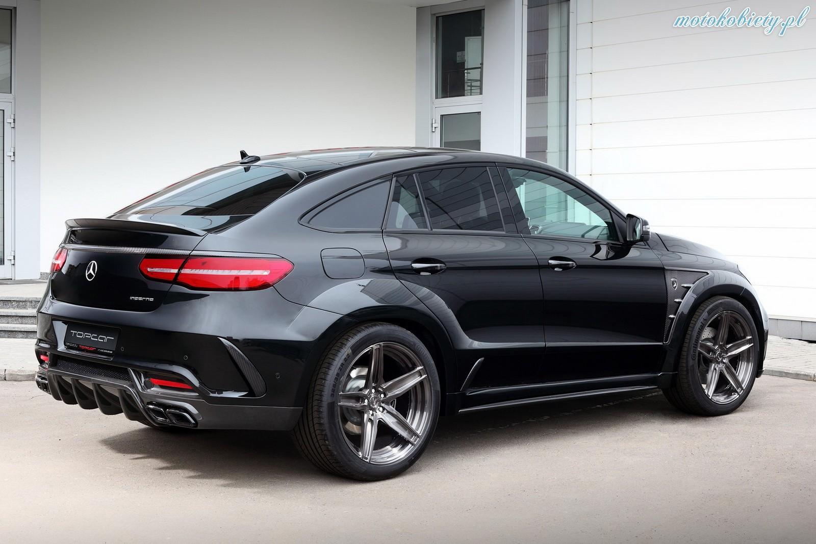 Mercedes GLE Coupe TopCar Inferno