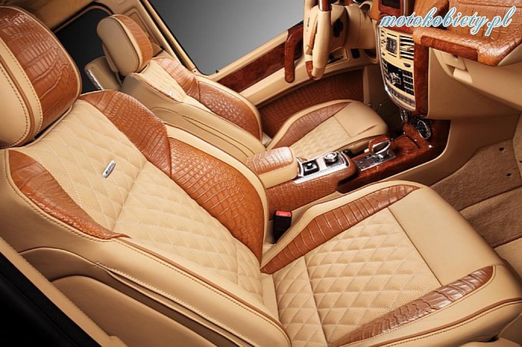 Mercedes G65 AMG