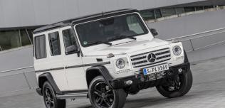 Mercedes Klasa G Edition 35