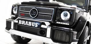 Brabus G 65 AMG 800 Widestar