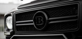 Mercedes Benz G Brabus