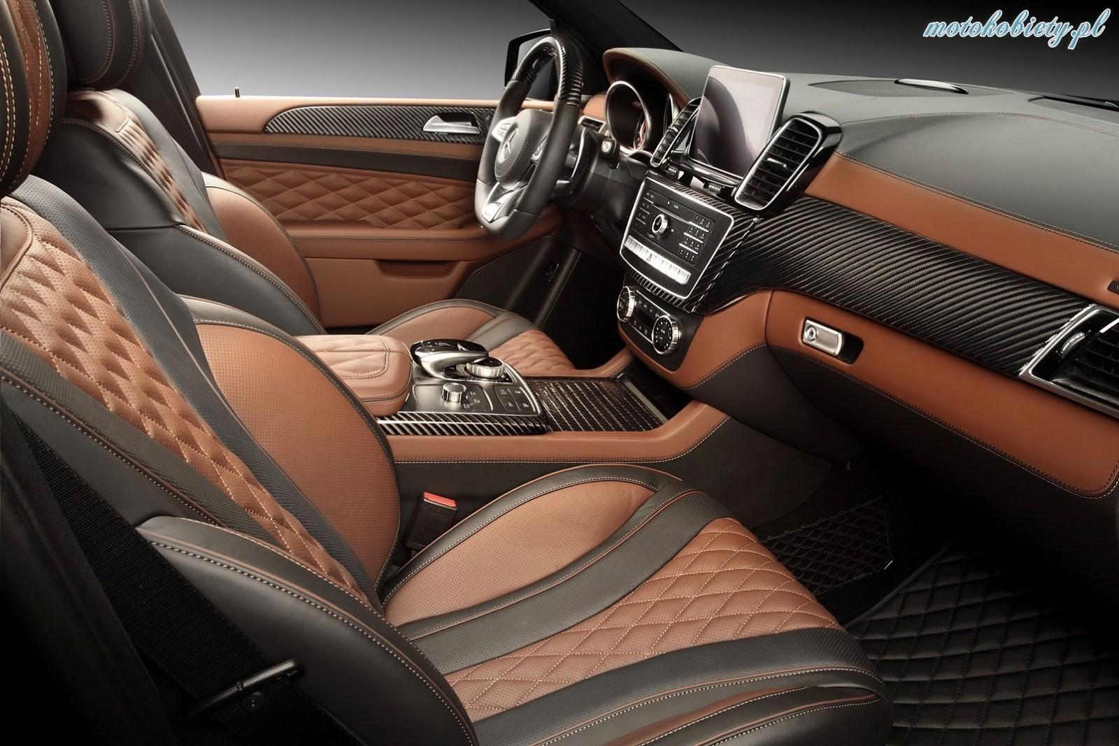 Mercedes GLE 63 TopCar