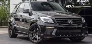 Mercedes ML63