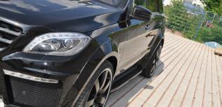 Mercedes ML German Special Customs
