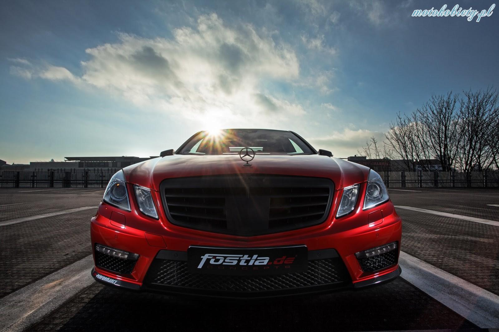 Mercedes-Benz E63 AMG  PP-Performance