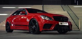 Mercedes C Coupe AMG Prior Design