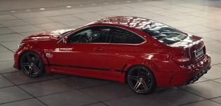 Mercedes C Coupe AMG Prior Design
