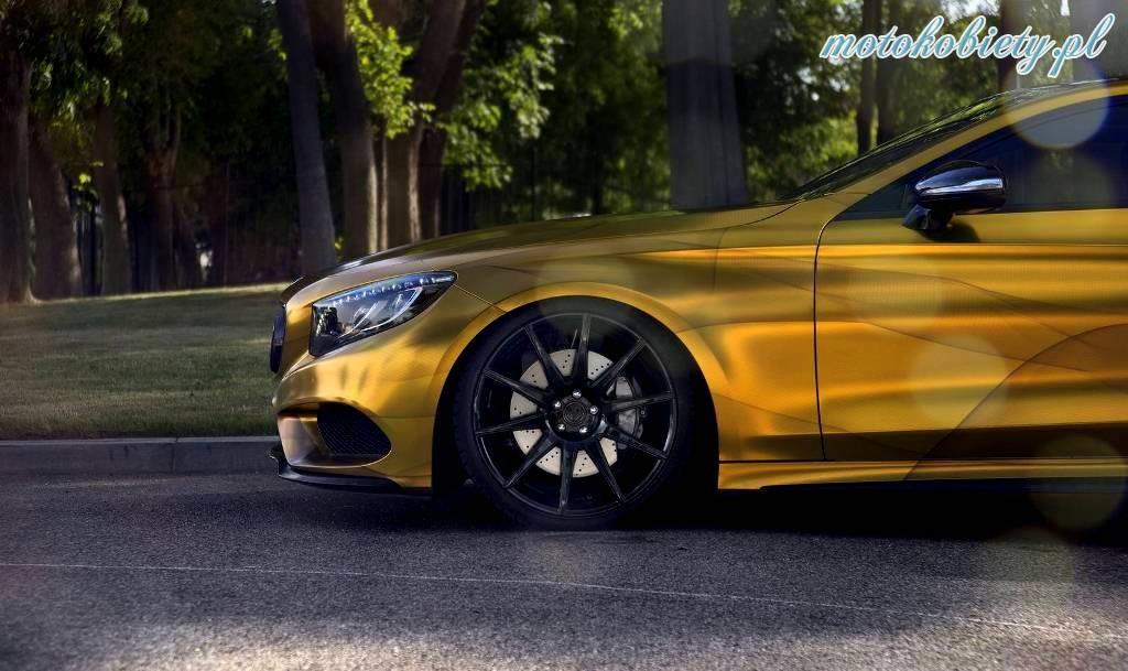 Mercedes S500 Coupe Zito
