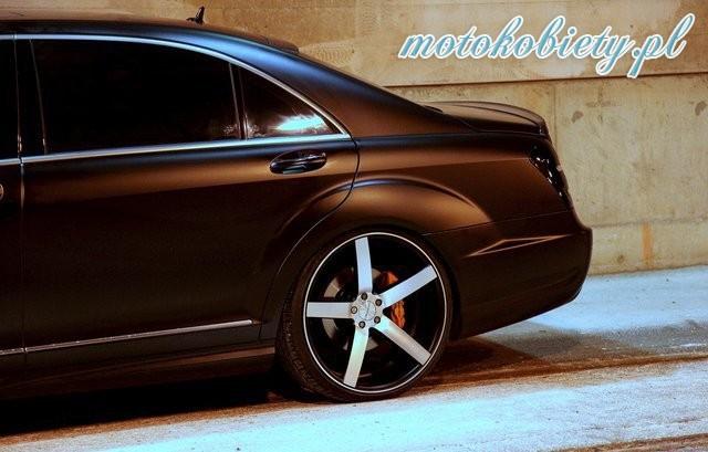 Mercedes S500 L