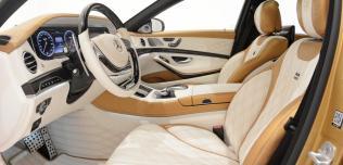 Mercedes S63 Brabus