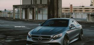 Mercedes-Benz S63 AMG Renntech