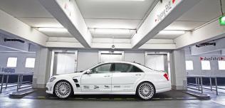 Mercedes S65 AMG od CFC