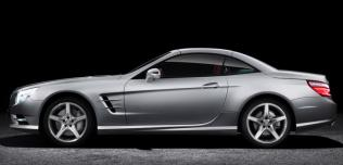 Mercedes SL Roadster
